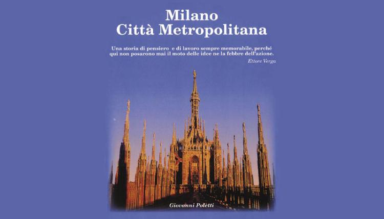 Presentazione del libro Milano Città Metropolitana