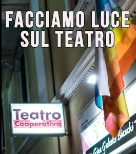 luce teatro